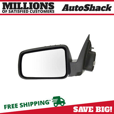 Power Driver Left LH Side Door Mirror fits 2008-2011 [Ford, Focus]