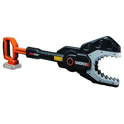 WORX WG329E.9 18V 20V MAX Cordless JAWSAW Safety Chainsaw - BODY ONLY