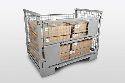 euro-gitterbox Foldable Grid Box Container