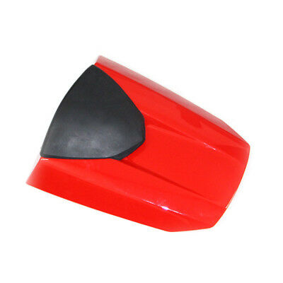RED Motorcycle ABS Rear Seat Cowl Cover Fairing For Honda CBR CBR600RR F5 13-17