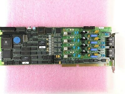 Dialogic D/41E 4-Port Voice Card 85-0131-071 ISA