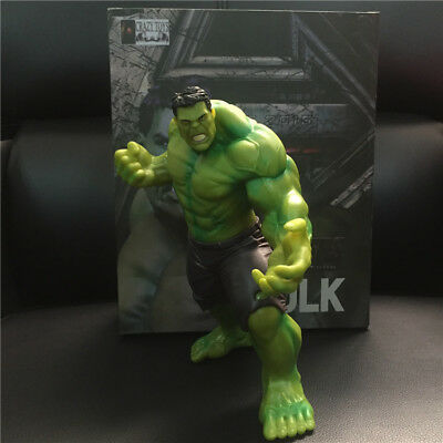 MARVEL - Figura Acción HULK , Bruce Banner, Action figure 22 cm.