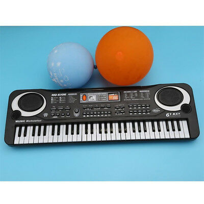61 Key Digital Music Electronic Keyboard Kid Electric Piano Organ Gift Hot Sale