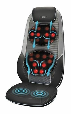 HoMedics Shiatsu Max 2.0 Back and Shoulder Massager with Heat Massage Chair