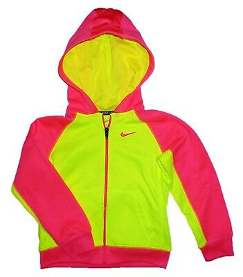 (5 Little Kids) - NIKE ATHLETIC FULL ZIP GIRLS HOODIE. Best Price