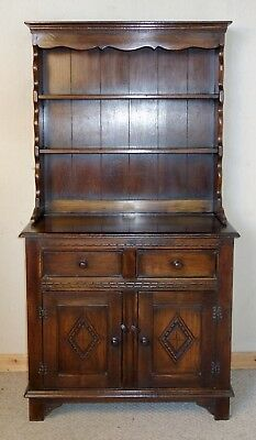 Oak Dresser, circa 1950, nationwide delivery