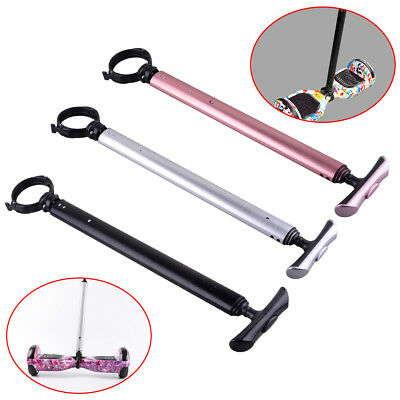 "6.5/7/10"" Adjustable Scoot Handle Bar Control Electric Self Balancing Strut Rod"