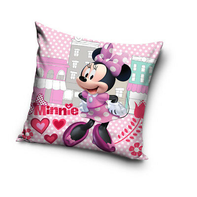 Disney Minnie Mouse town Sweet cushion cover 40x40cm pillow cover case 02