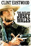 The Outlaw Josey Wales DVD NO CASE NO ART UNUSED CONDITION SHIPS FAST