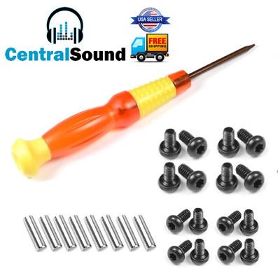 Replacement Screws/Hinge Pins Tool Kit for Beats by Dr Dre Studio 2.0 Headphone