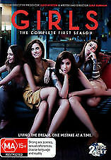 Girls – Season 1 – Dvd, 2-Disc Set, R-4, New, Free Shipping Within Australia