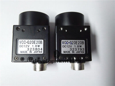 1PCS CIS VCC-G20E20B Industrial Camera Used Tested