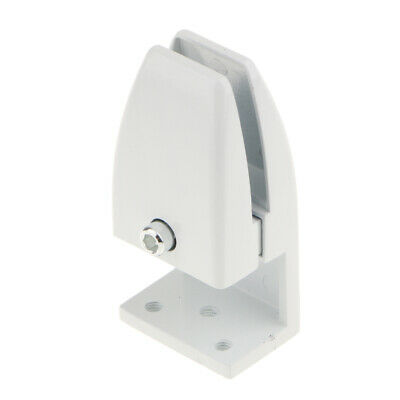 Office Desk Partition Support Bracket Shelf Clip Clamp Holder Divider ##2