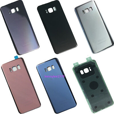 Back Housing Glass Rear Cover Battery Door Case for Samsung Galaxy S8 G950 G950F
