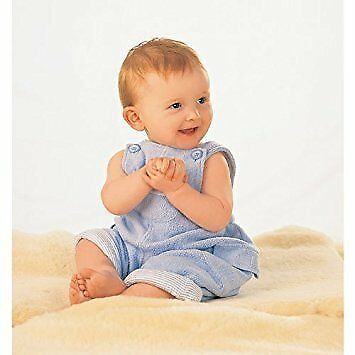 Luxuriously Soft Lambskin Baby Rug - Bowron Babycare Shorn