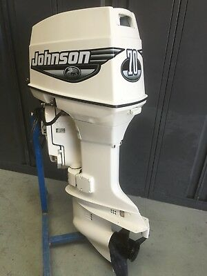70hp Johnson  / Evinrude Outboard Motor (Freight Australia Wide)