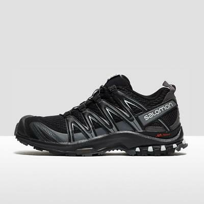 Salomon Xa Pro 3D Mens Trail Running Shoes Sports Sneakers Trainers Black