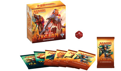 MTG RIVALS OF IXALAN Prerelease Pack  + 2 Extra Rivals Packs  New