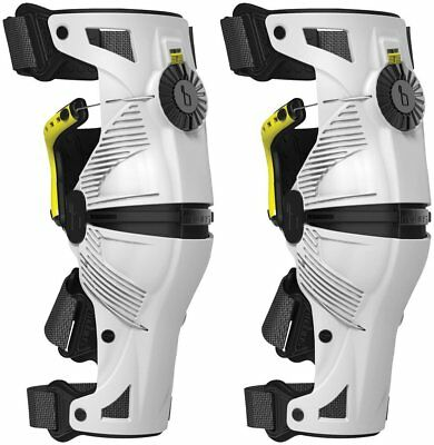 MOBIUS X8 Knee Brace White & Grey - sizes XXS,XS, S, M, L, XL, XXL