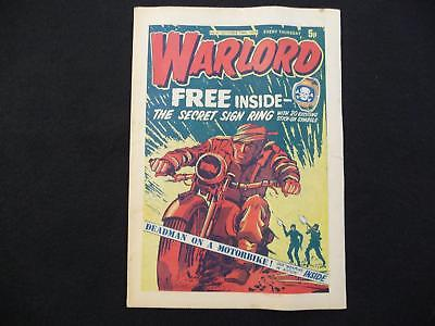 Warlord comic issue 4 (LOT#1408)