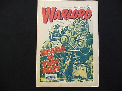 Warlord comic issue 8 (LOT#1412)