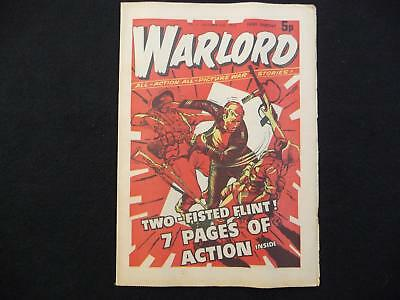 Warlord comic issue 5 (LOT#1409)