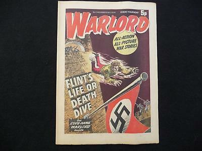 Warlord comic issue 7 (LOT#1411)