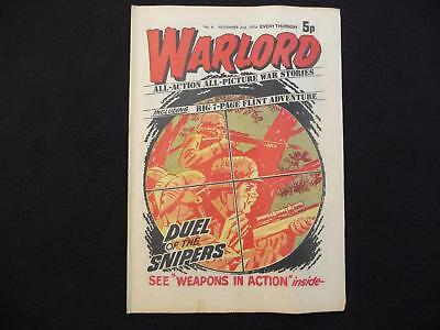 Warlord comic issue 6 (LOT#1410)