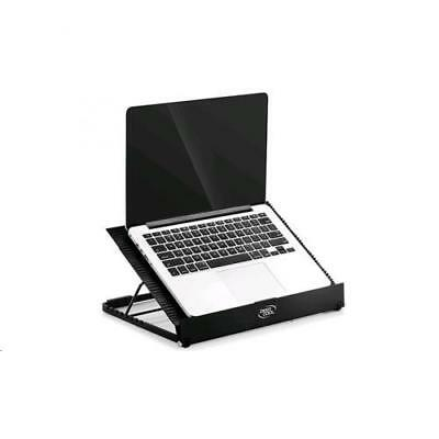 "DEEPCOOL N9 Notebook Cooler (Up To 17"") Angle Adjustable Antislip Aluminium 14cm"