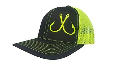 63bfc26ddcd RICHARDSON FISHING HOOKS Snapback Hat