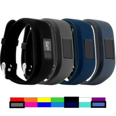 (4PCS - 2) - For Garmin Vivofit 3 and Vivofit JR, Dunfire Colourful Accessory