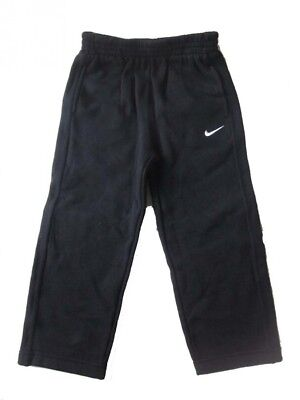 (3T, Black) - Nike Little Boys Athletic Track Pants. Free Delivery