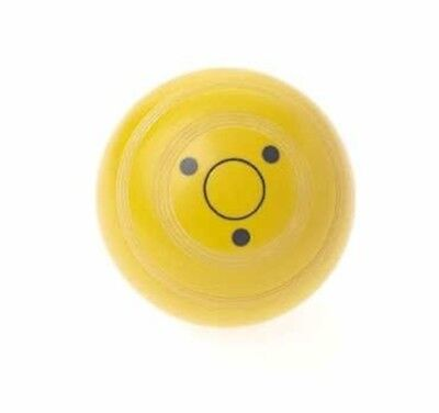 (Yellow) - Outdoor Bowling Sports Garden Game Crown Green Lawn Bowls Jack