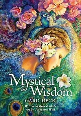 New Mystical Wisdom Card Deck & Guidebook by Gaye Guthrie ( 2016)