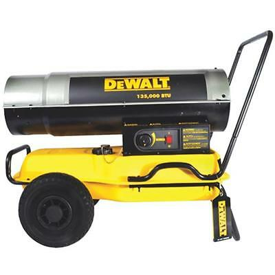 DeWalt Mr. Heater F340680 Job-Site Kerosene Forced Air Heater