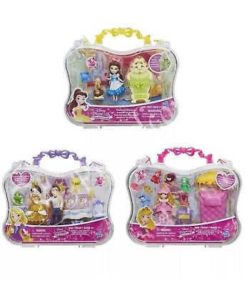Disney Princess Little Kingdom Story Moments 3-pack