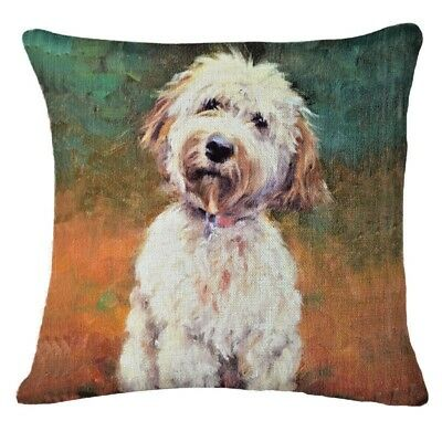 Cockapoo Cushion Cover Lovely Image Of A Cockapoo Fast Despatch Uk Seller