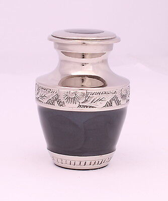 Mini urn for ashes, small Keepsake urn , sharing ashes Memorial Remembrance SALE
