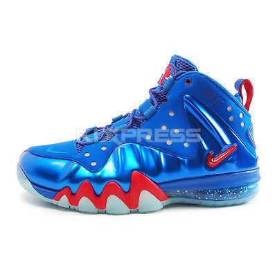 super popular 971e4 5fe61 Nike Barkley Posite Max  555097-300  NSW Basketball 76ers Energy Fire