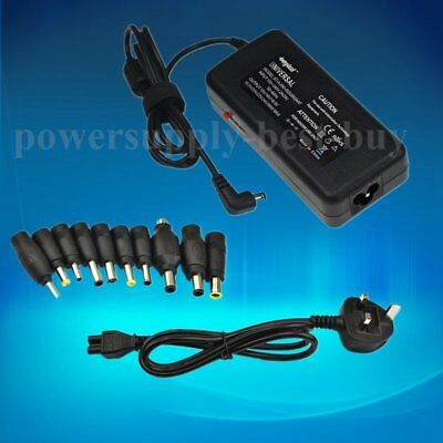 NEW 90W Universal AC Adapter Power USB Charger Laptop NoteBook For HP Dell 10TIP