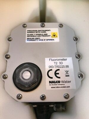 NALCO 060-TR5220.88 UV Flow Cell For Trasar 3D System 65-0090-00047