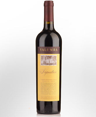 2013 Yalumba The Signature Cabernet Sauvignon Shiraz