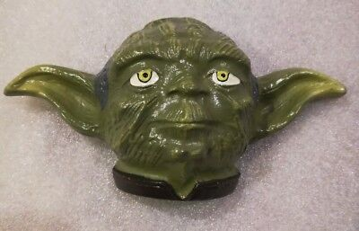 Yoda Jedi Master Star Wars Officially Licensed Metal Fashion Belt Buckle