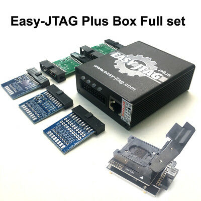 HOT Z3X EASY Jtag box with Jtag ISP Adapter repair Tool for