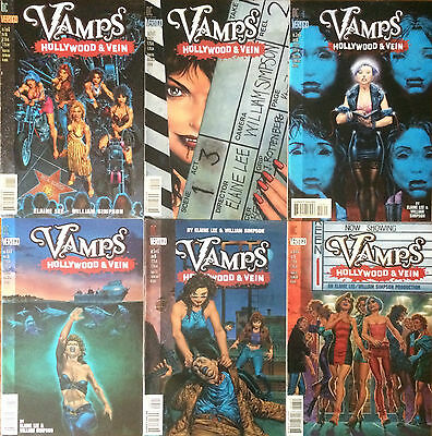 Vamps: Hollywood and Vein #1-6