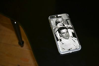 Elvis Presley Hair Cut Phone Case iPhone 4 5 6 7 Samsung S6 S7