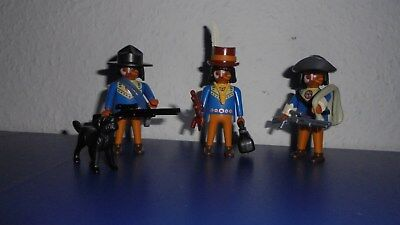 Playmobil Scout,Trapper, Cowboys, Western