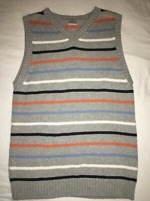 Boys Size 10 Gymboree Sweater Vest Dress Up Church Wedding Pictures Easter