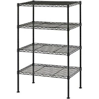 """Muscle Rack 20""""W x 12""""D x 32""""H Four-Level Wire Shelving - NEW Other*"""