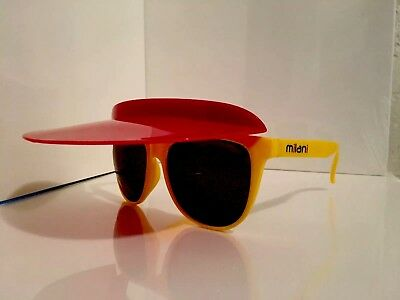 Funny sunglasses - Visor - shades- party glasses